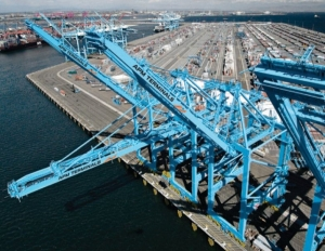 THE NEW CONTAINER TERMINAL: MAASVLAKTE  II APM TERMINAL WITH ZERO EMISSION
