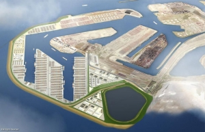 ROTTERDAM PORT: MAASVLAKTE 2 PROJECT